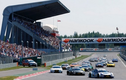 DTM at Moscow Raceway: Success!