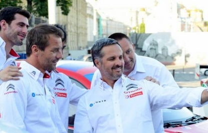 WTCC: Citroen keeps its winning trio