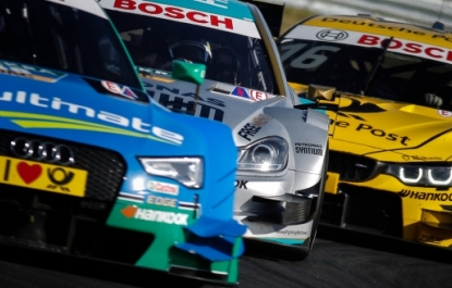 DTM: Preliminary Timetable